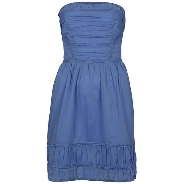 Comptoir des cotonniers s lection shopping t 2011 - Robe bleue comptoir des cotonniers ...
