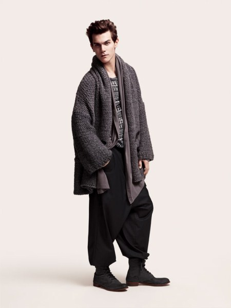 h m mode homme collection automne hiver 2010 2011. Black Bedroom Furniture Sets. Home Design Ideas