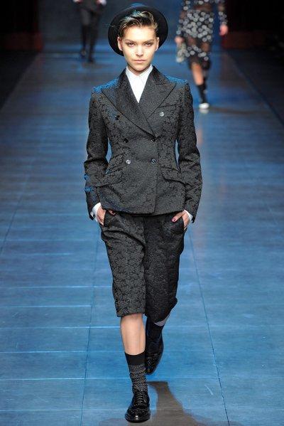 Femme Fashion Stores on La Femme Androgyne   Tendance De Mode 2011 2012