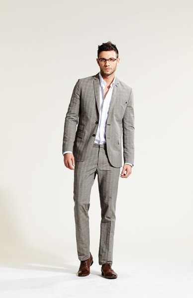 Ikks homme collection mode printemps t 2011 - Costume homme ete ...