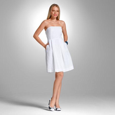 Great blog robe robe bustier blanche comptoir des cotonniers - Robe longue comptoir des cotonniers ...