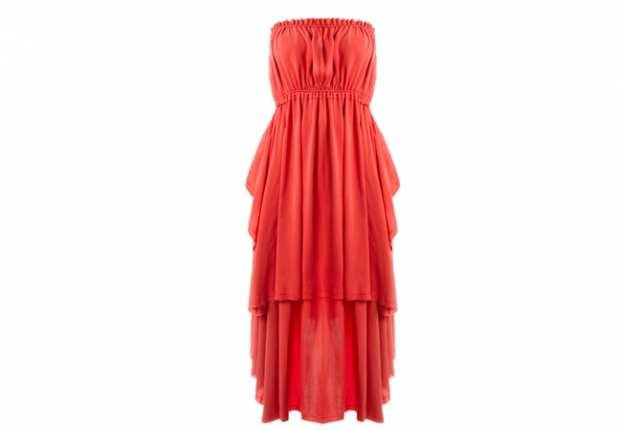 Une robe de corail chaussures 8