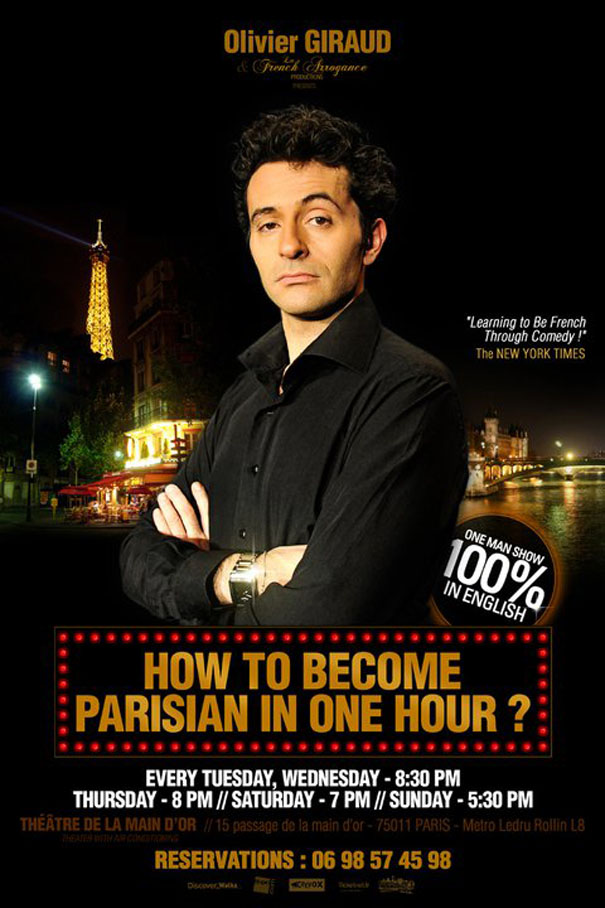 how to become a parisian in one hour billetreduc