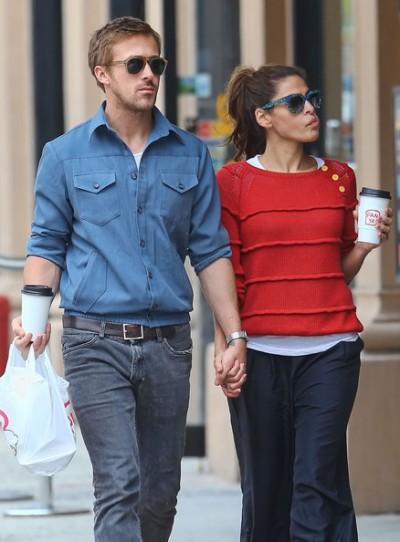 rencontre père Eva Mendes Ryan Gosling film bébé amoureux The Place ...