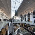 La gare St Lazare : nouveau point shopping à Paris