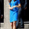 Kate Middleton, rayonnante en Stella McCartney