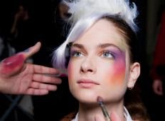 Make-up Louise Gray x Topshop Collection Punchy Automne-Hiver 2012-2013