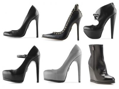 La collection de chaussures Truth or Dare by Madonna