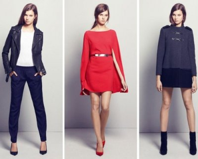 Maje collection Automne-Hiver 2011-2012